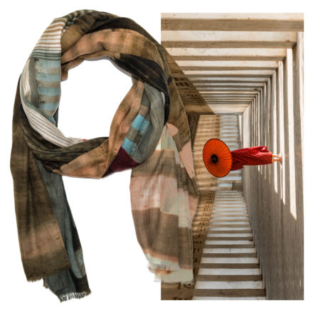 Scarf | Monk In Perspective